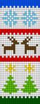 Alpha pattern #65306