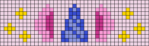 Alpha pattern #65319