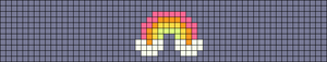 Alpha pattern #65325