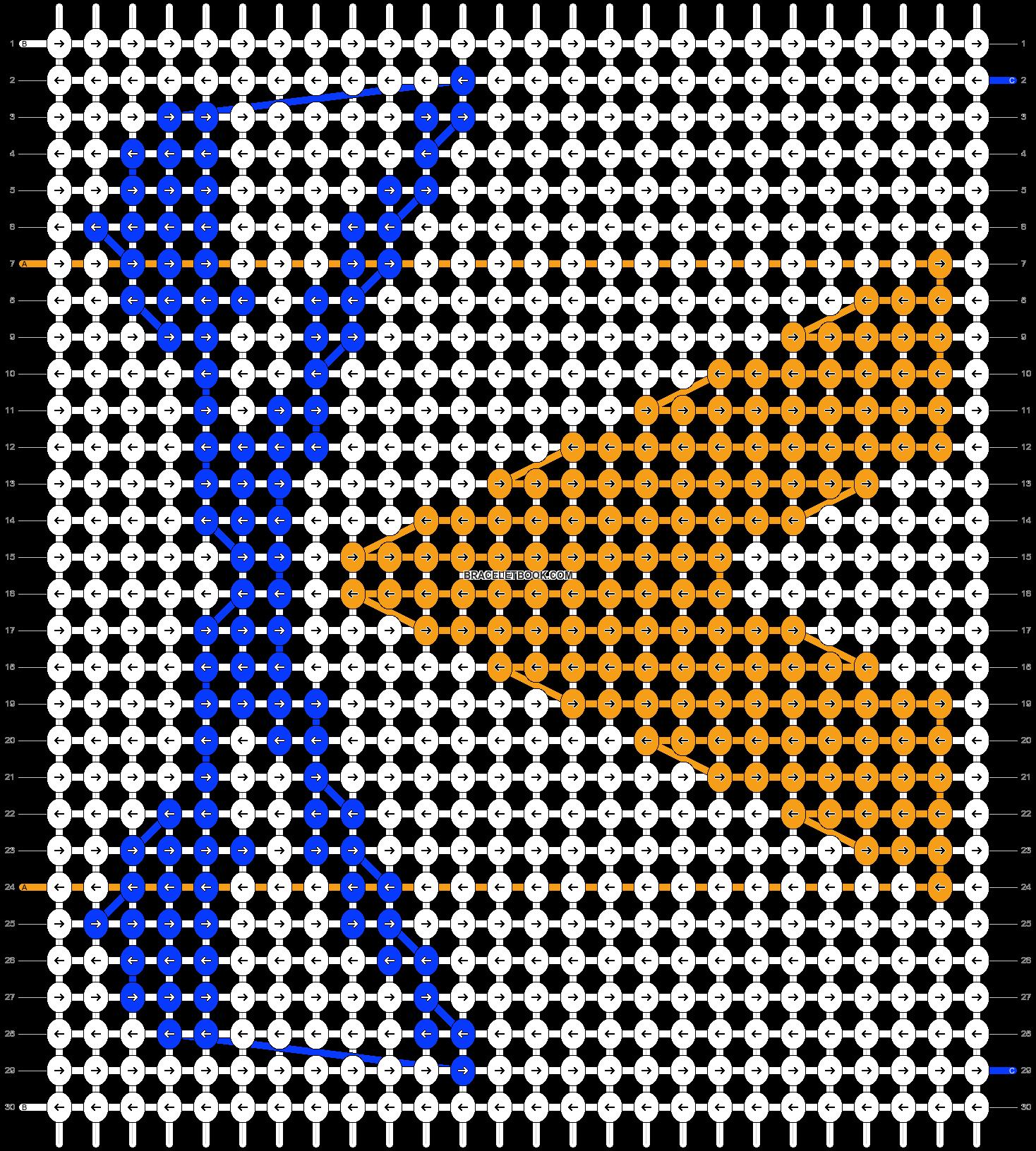 Alpha pattern #65327 pattern