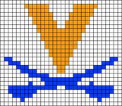 Alpha pattern #65327