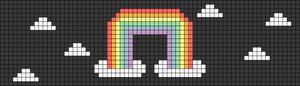 Alpha pattern #65331