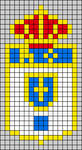 Alpha pattern #65349
