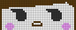 Alpha pattern #65358