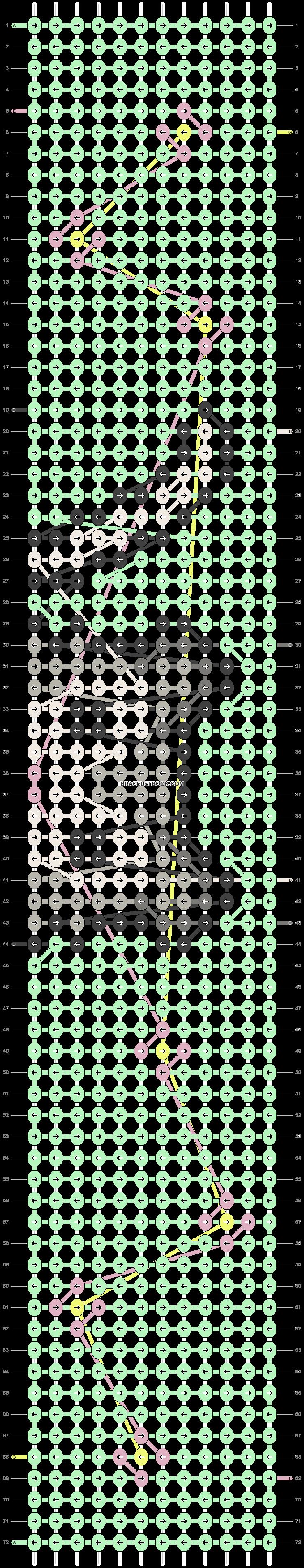 Alpha pattern #65367 pattern