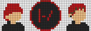 Alpha pattern #65396
