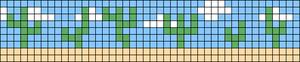 Alpha pattern #65405