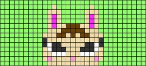 Alpha pattern #65433