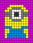 Alpha pattern #65438