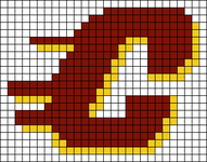 Alpha pattern #65446