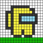 Alpha pattern #65449