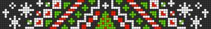 Alpha pattern #65460