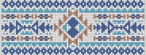 Alpha pattern #65466