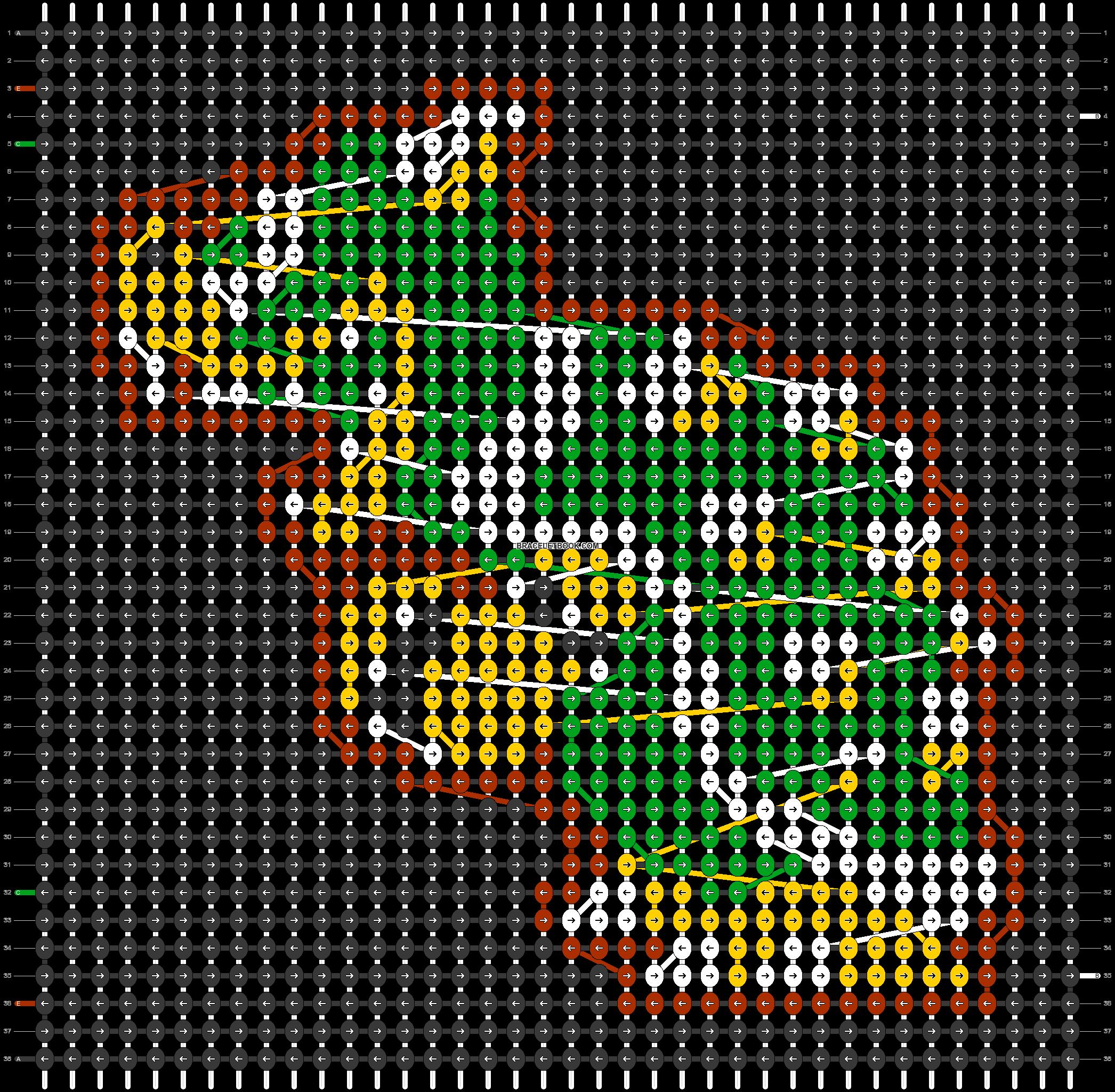 Alpha pattern #65469 pattern