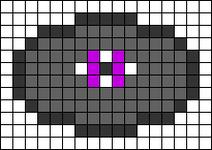 Alpha pattern #65502