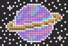 Alpha pattern #65510