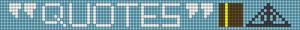 Alpha pattern #65517