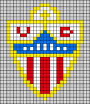 Alpha pattern #65535