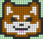 Alpha pattern #65549