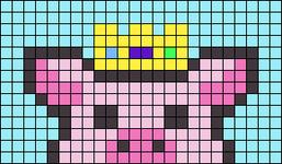 Alpha pattern #65552