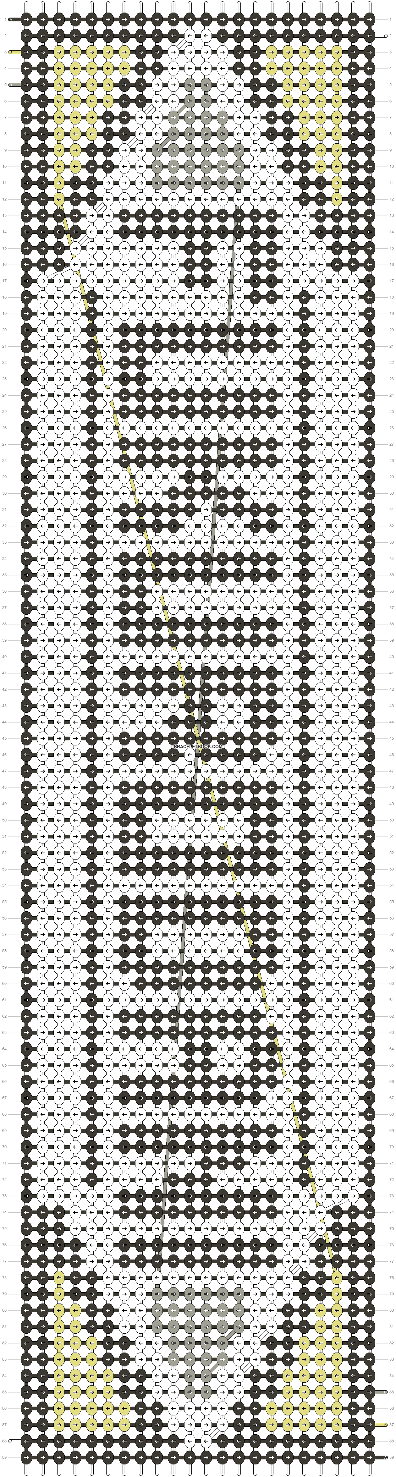 Alpha pattern #65557 pattern