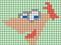 Alpha pattern #65559