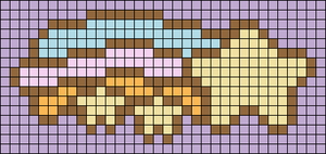 Alpha pattern #65572