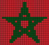 Alpha pattern #65573