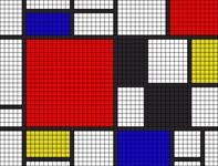 Alpha pattern #65576