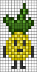 Alpha pattern #65593