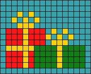 Alpha pattern #65594