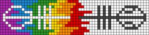 Alpha pattern #65625