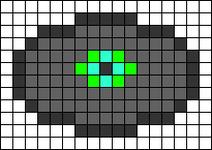 Alpha pattern #65633