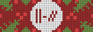 Alpha pattern #65640