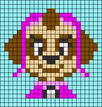 Alpha pattern #65646