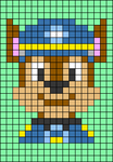 Alpha pattern #65647