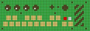 Alpha pattern #65666