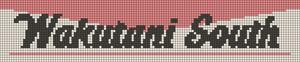 Alpha pattern #65675