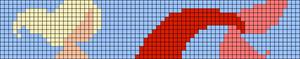 Alpha pattern #65688