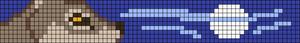 Alpha pattern #65690