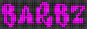 Alpha pattern #65697