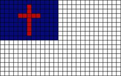 Alpha pattern #65703