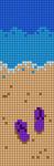 Alpha pattern #65711
