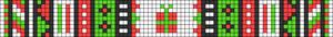 Alpha pattern #65715