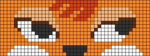 Alpha pattern #65745