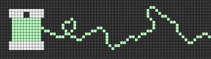 Alpha pattern #65764