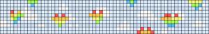 Alpha pattern #65784