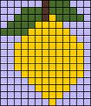 Alpha pattern #65797