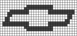 Alpha pattern #65798