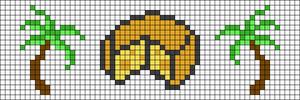 Alpha pattern #65800
